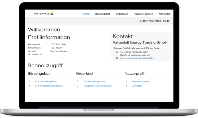 Click and Trade - Digitalisierung Energie